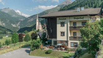 Alpe-Adria Trail: Grossglockner to Mallnitz 9