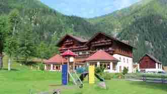 Alpe-Adria Trail: Grossglockner to Mallnitz 17