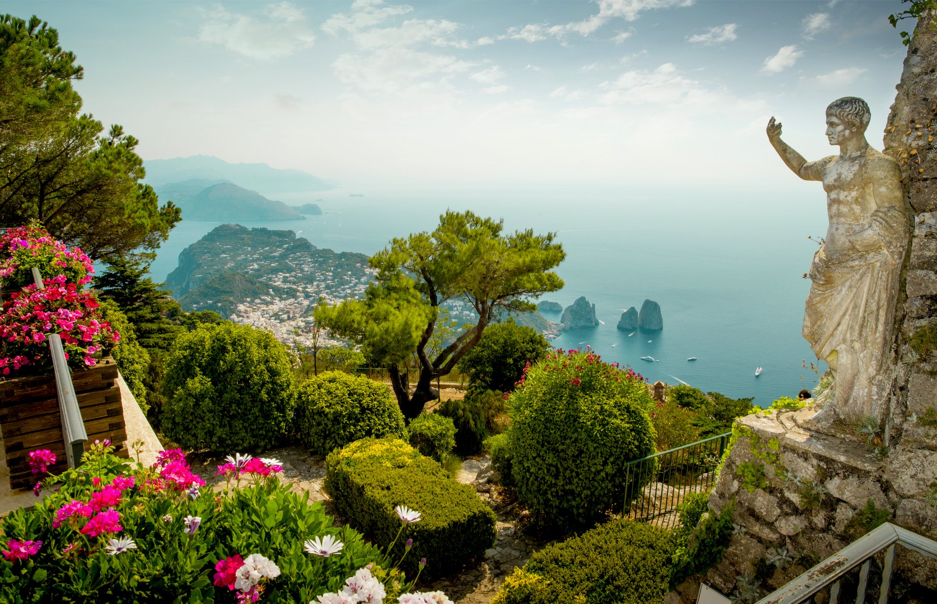 wAlta Via: Amalfi and Sorrento Coast to Coast, Amalfi hiking