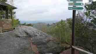 Trekking the Malerweg Trail 25