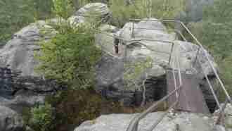 Trekking the Malerweg Trail 23