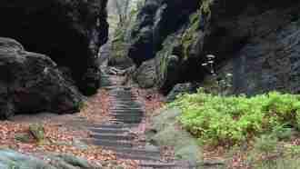 Trekking the Malerweg Trail 20