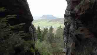 Trekking the Malerweg Trail 19