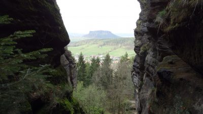 Trekking the Malerweg Trail 19