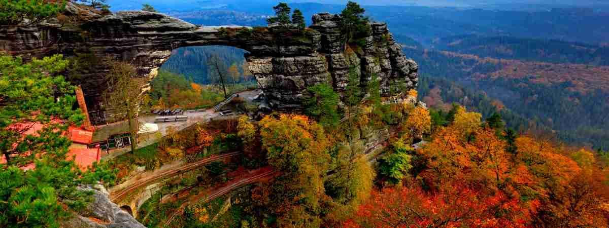 Best of Saxon and Bohemian Switzerland