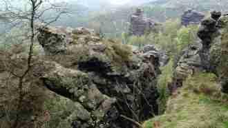 Trekking the Malerweg Trail 11