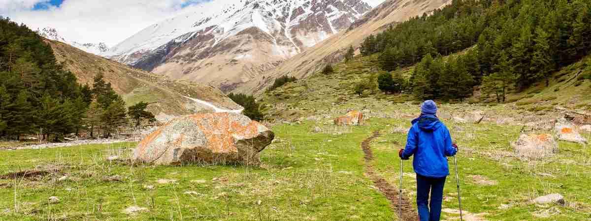Transcaucasian Trail: Tusheti Explorer 32