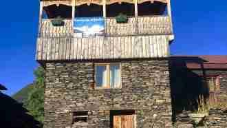 Transcaucasian Trail: Tusheti Explorer 34