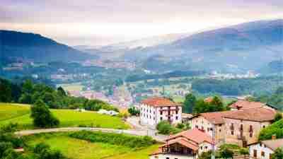 Basque Pyrenees to San Sebastian walking holiday