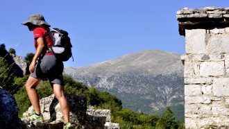 Vikos Gorge and the High Trails of Pindos 18