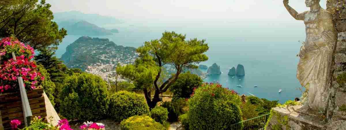Coastal and Island Walks in Italy