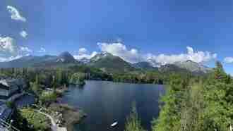 Slovakian Alps: High Tatras 129