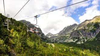 Slovakian Alps: High Tatras 134