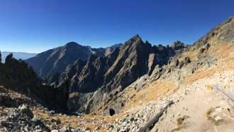 Slovakian Alps: High Tatras 139