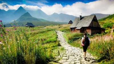 Slovakian Alps: High Tatras 141