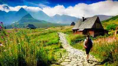 Slovakian Alps: High Tatras 153