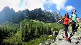 Slovakian Alps: High Tatras 77