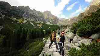 Slovakian Alps: High Tatras 81