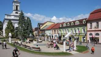 Slovakian Alps: High Tatras 98