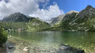 Slovakian Alps: High Tatras 99