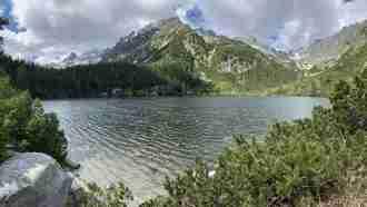 Slovakian Alps: High Tatras 100