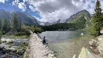 Slovakian Alps: High Tatras 102