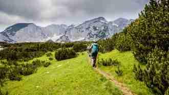 Via Dinarica, Via Dinarica trail, Via Dinarica in Bosnia and Herzegovina