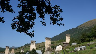 Mestia and the Trails of Svaneti 25
