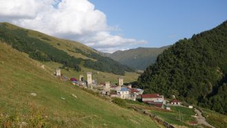 Mestia and the Trails of Svaneti 24