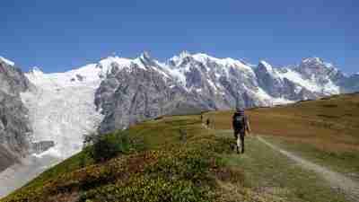 Mestia and the Trails of Svaneti 23