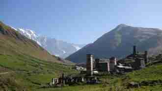 Mestia and the Trails of Svaneti 21