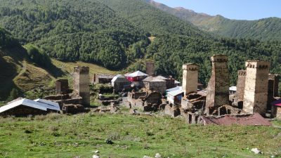 Mestia and the Trails of Svaneti 20