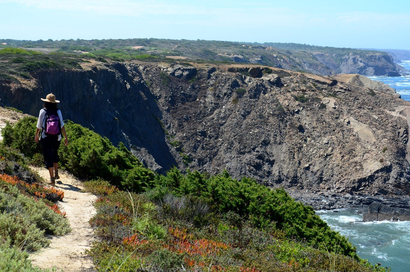 self guided walking holidays in portugal