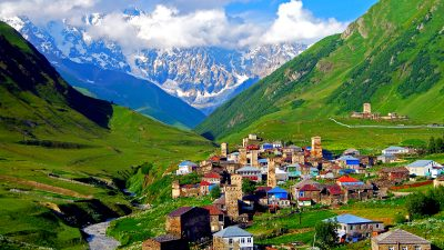 Mestia and the Trails of Svaneti, walking holiday in Svaneti, Svaneti Self Guided, Svaneti hiking holiday