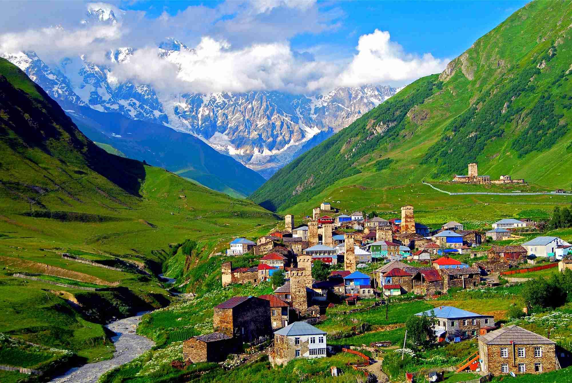 Mestia and the Trails of Svaneti 33