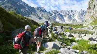 Tour du Mont Blanc Highlights 12