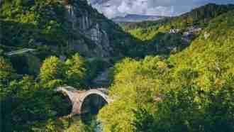 Vikos Gorge and the Stone Bridges of Zagori