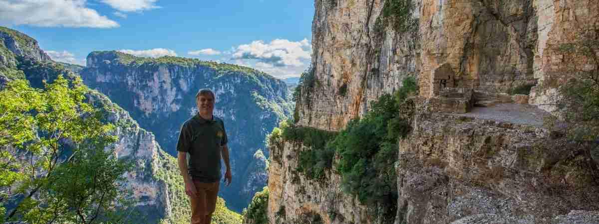 Corfu Trail and Vikos Gorge 1