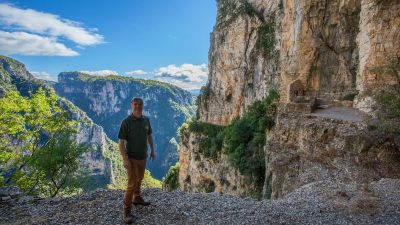 Corfu Trail and Vikos Gorge
