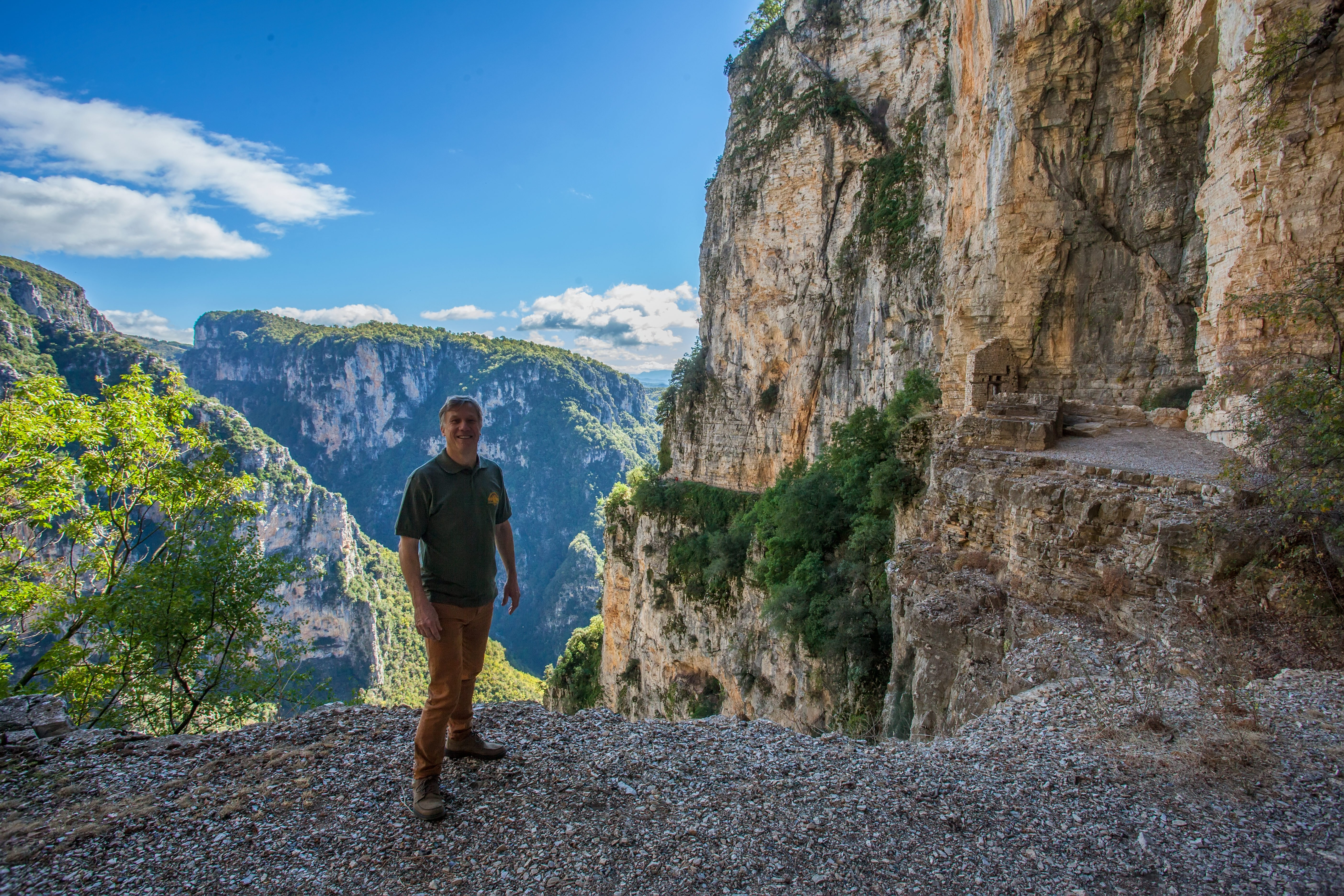 Corfu Trail and Vikos Gorge