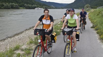 Cycling from Innsbruck to Salzburg 75