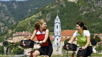 Cycling from Innsbruck to Salzburg 71
