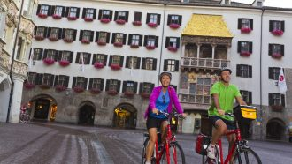 Cycling from Innsbruck to Salzburg 27