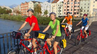 Cycling from Innsbruck to Salzburg 25