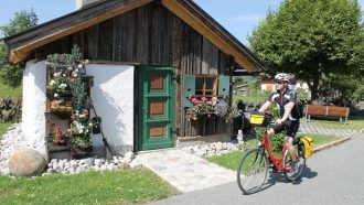 Cycling from Innsbruck to Salzburg 23