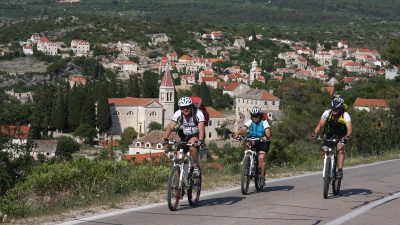 Dalmatia by Bike and Boat 43