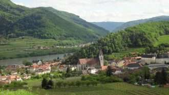 Walking in Wachau Wine Country 46