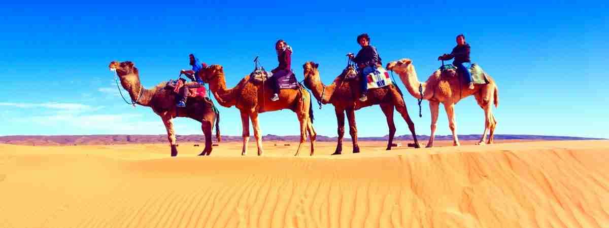 Mount Toubkal and Sahara Desert Trek 27
