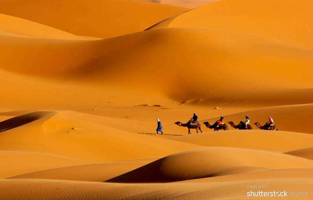 Mount Toubkal And Sahara Desert Trek Morocco Walking And