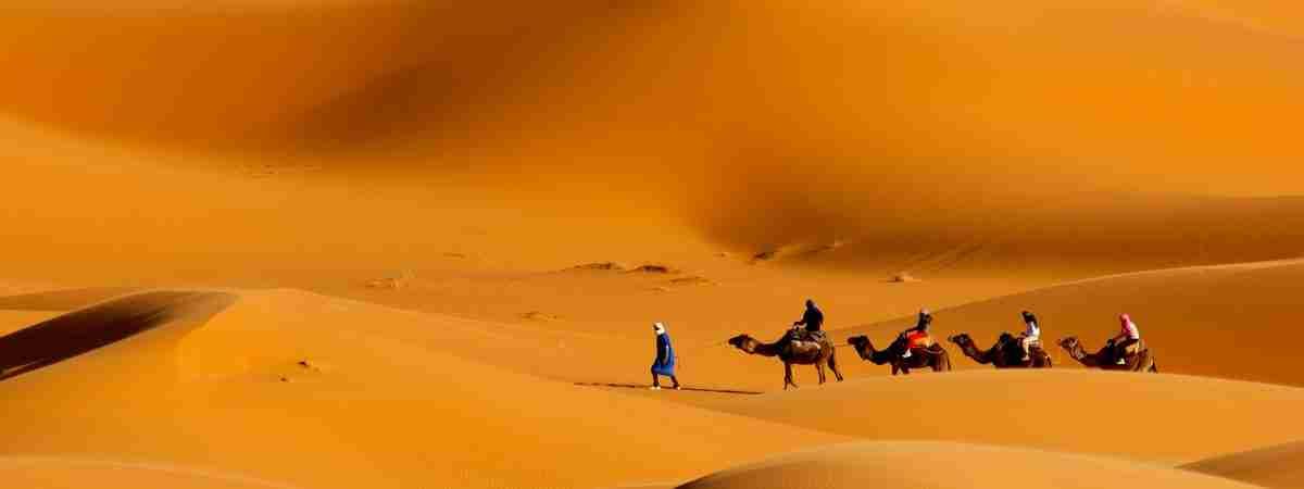 Mount Toubkal and Sahara Desert Trek 26